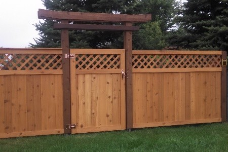 Fence Installation Appleton Post Hole Drilling Wood